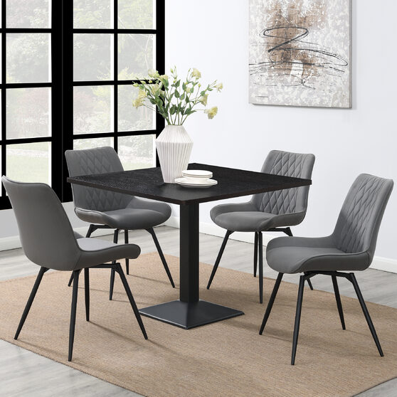 Stylish casual dining table