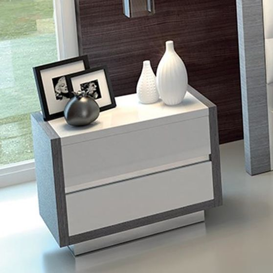 Made in Italy contemporary night stand