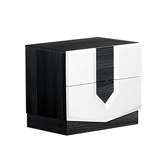 White ultra-modern night stand