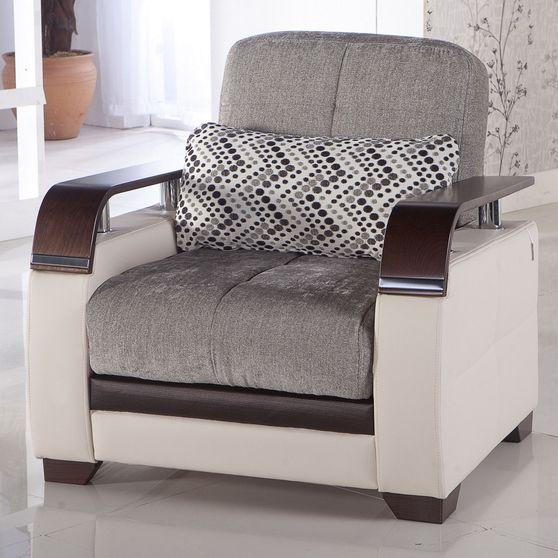 Modern sleeper/storage chair