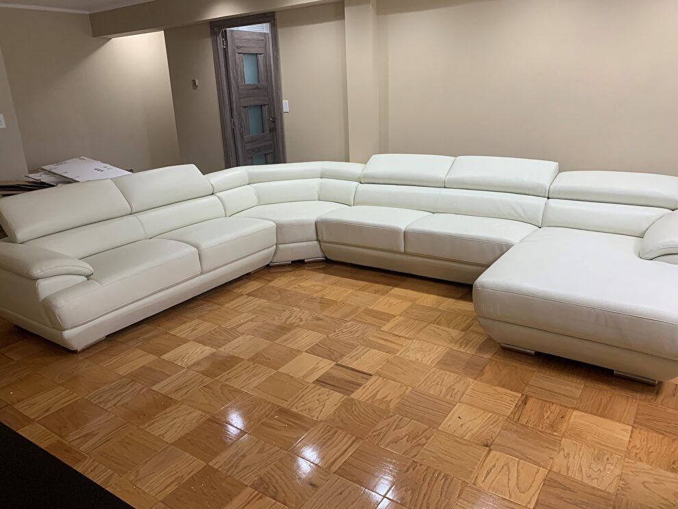 430 sectional real life photo