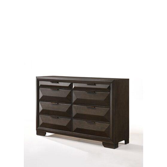 Espresso dresser