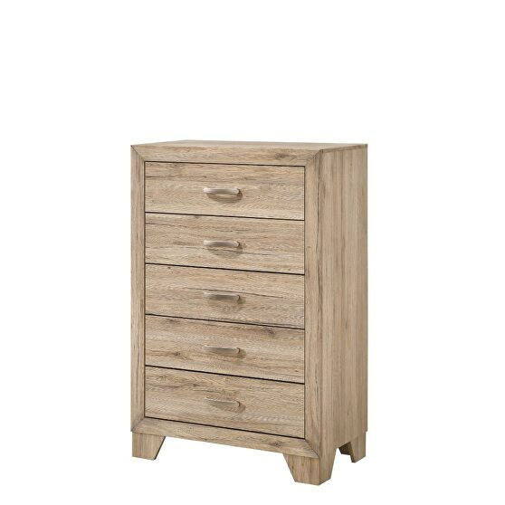 Natural chest