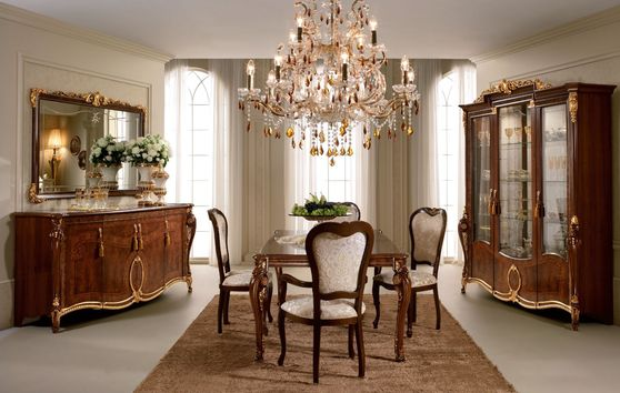 Luxury traditional / neo-classical Italian dining set
