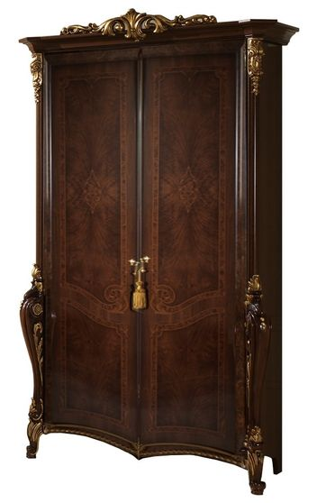 Classic Traditional style quality 2dr wardrobe