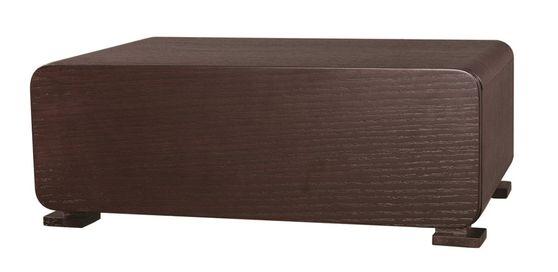 Innovative designer solid wood night stand
