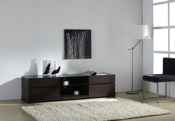 Modern wenge quality TV Stand