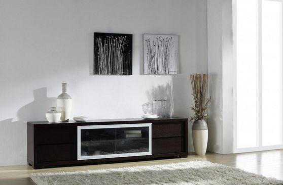 Modern wenge tv stand