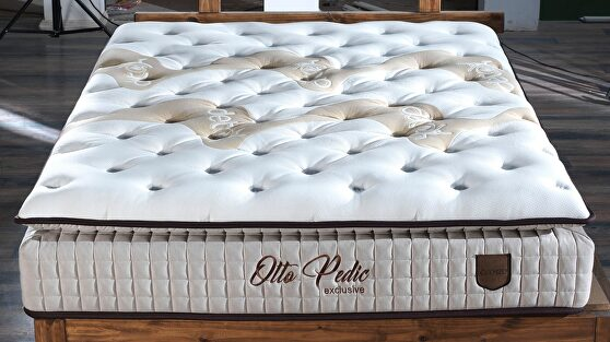 Pillowtop 13 inch contemporary quality mattress