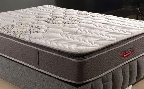 11-inch pillowtop mattress