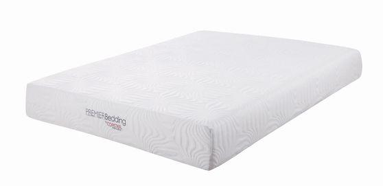 10-inch eastern king memory foam mattress