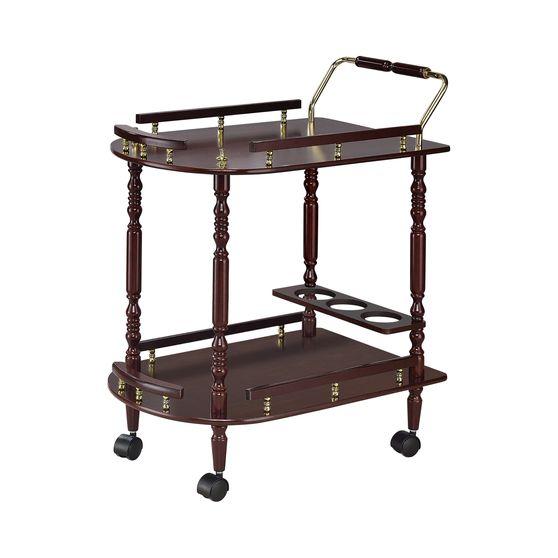 Cherry serving cart