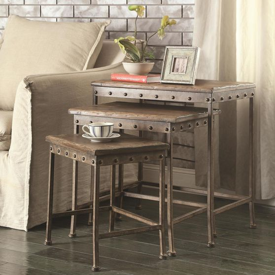 3pcs nesting table set