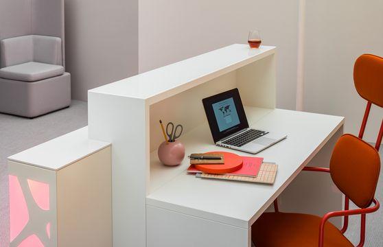 Extras for Organic Modular desk