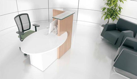 Modern office / reception desk
