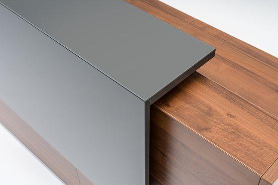 Contemporary office reception / computer desk extras