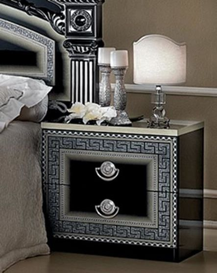 Classic touch elegant traditional night stand