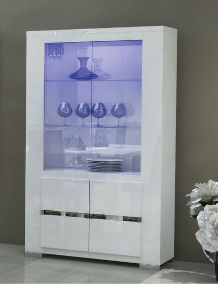 Ultra modern white high-gloss china