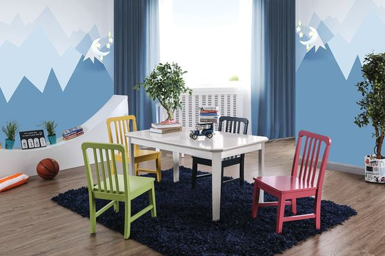 Kids 5pcs dining set