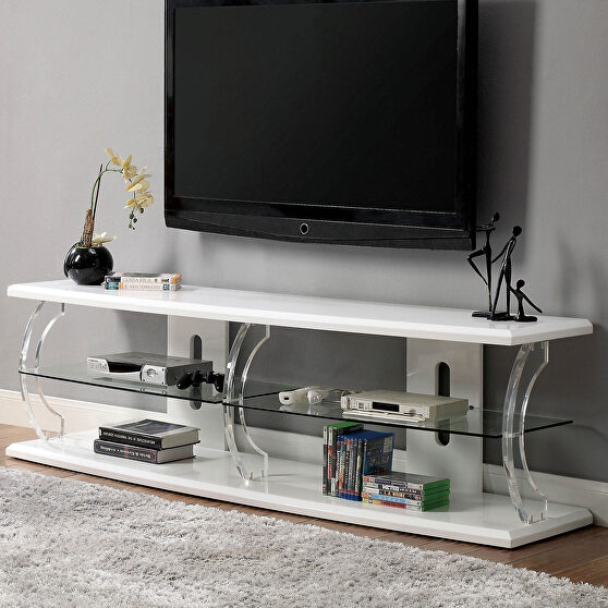 White/clear ernst contemporary 72