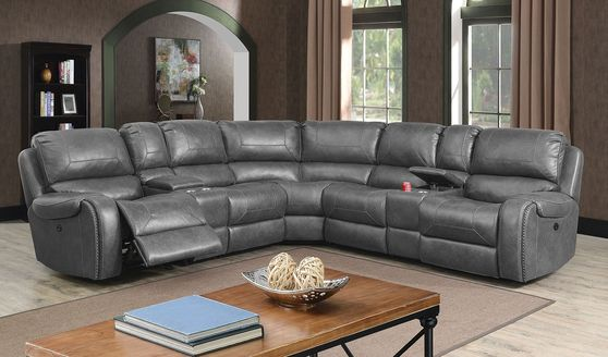 Gray transitional motion sectional