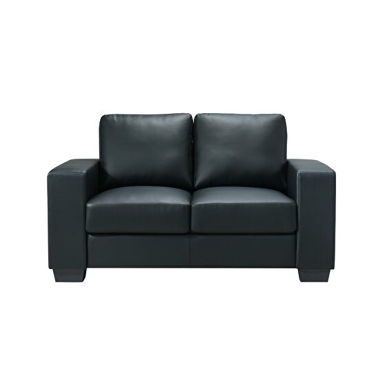 Pvc quality casual style living room loveseat