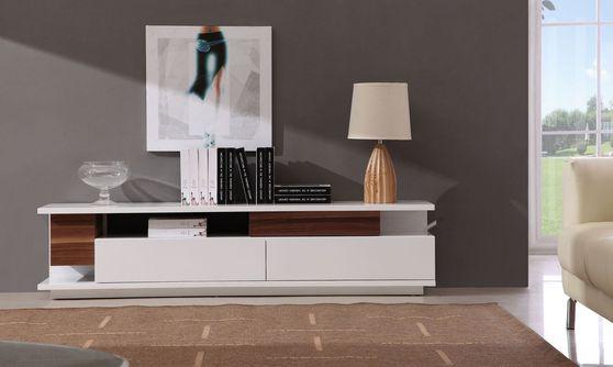 Modern high-gloss TV Stand