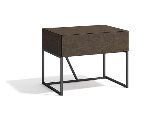 Trendy modern night stand made in Portugal