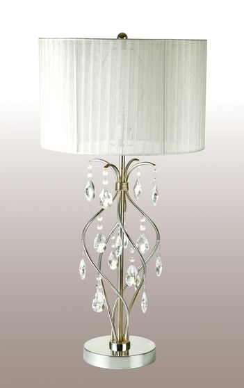 Neo-classical table lamp