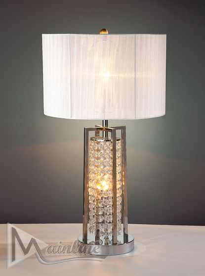 Table lamp in neo-classical style