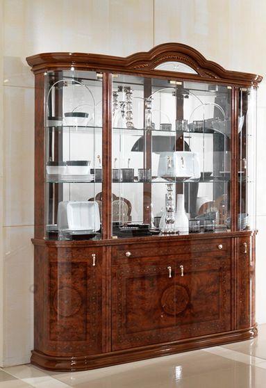 Classic style mahogany glossy china