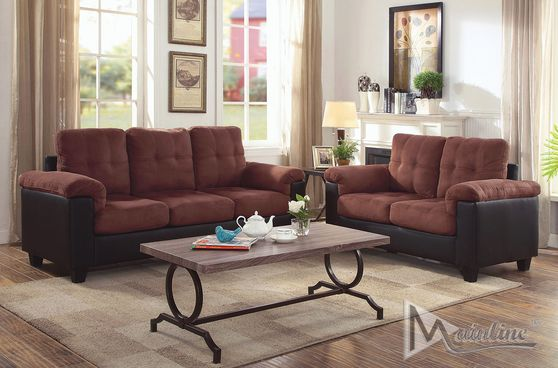 Affordable apartment style living room set