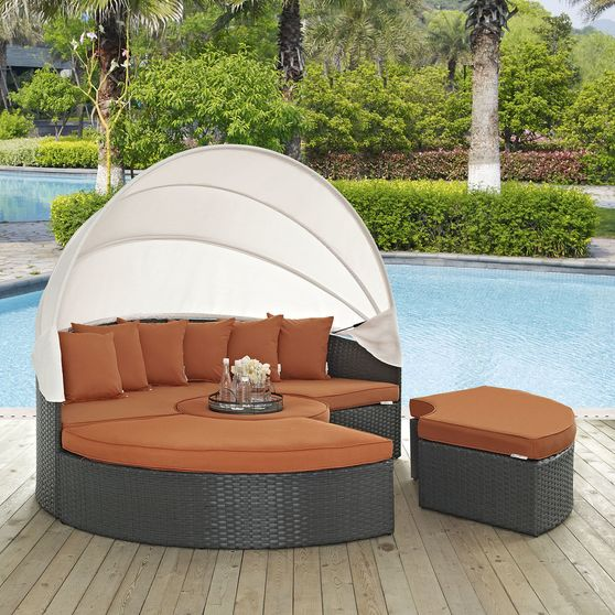 Daybed / table / ottoman set in