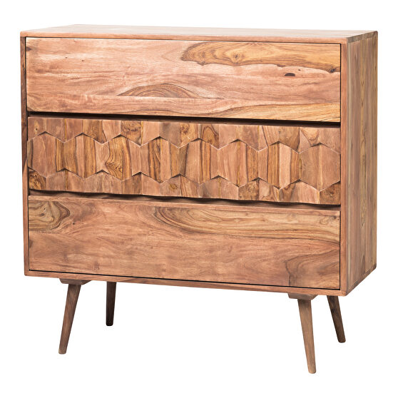 Mid-century modern chest