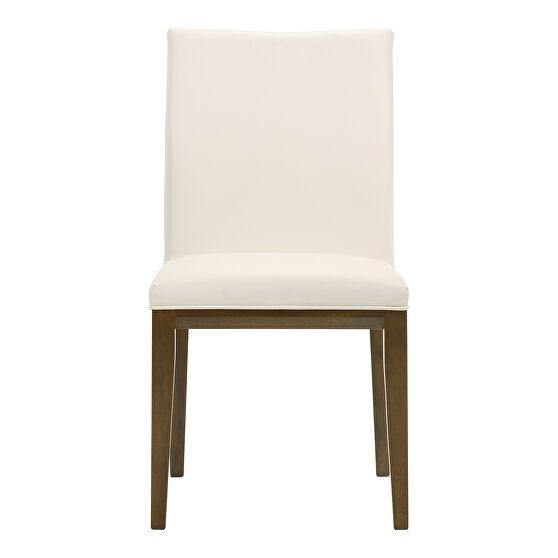 Modern dining chair white-m2