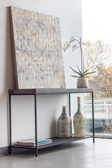 Contemporary square wall decor