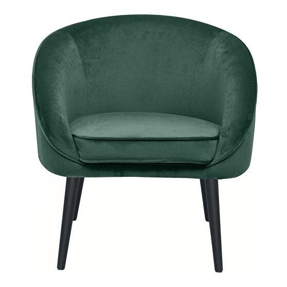 Contemporary chair green