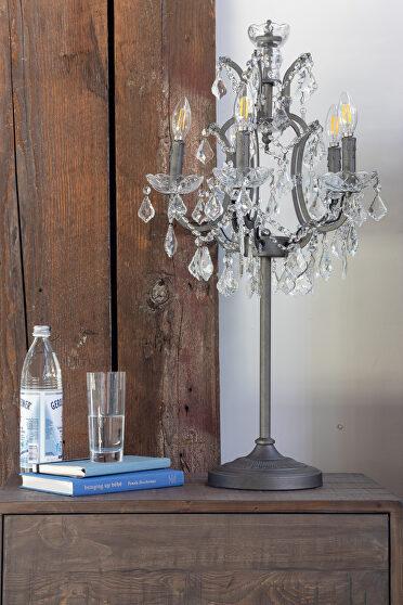 Retro table lamp