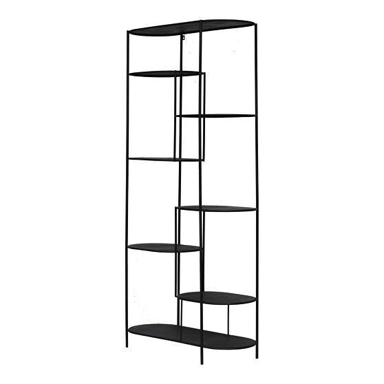 Contemporary display shelf