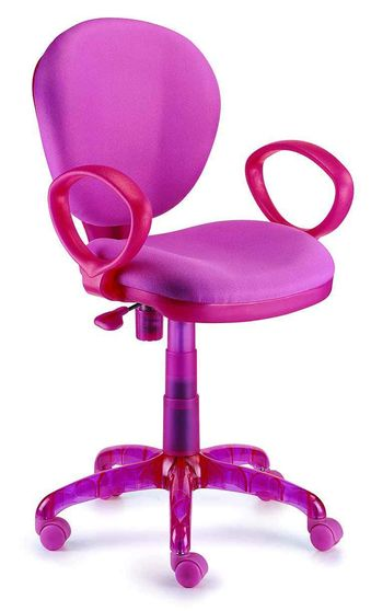 Office / Computer Chair in pink