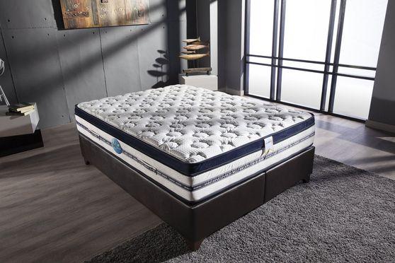 Luxury fabric 13-inch king mattress
