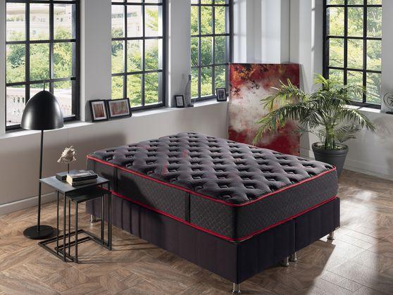 Plush stylish mattress in twin size