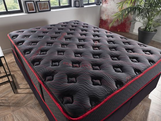 Plush stylish mattress in queen size