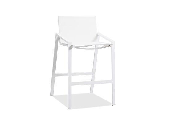 Rio indoor/outdoor aluminum textyline bar chair
