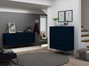 Rockefeller II (Blue)