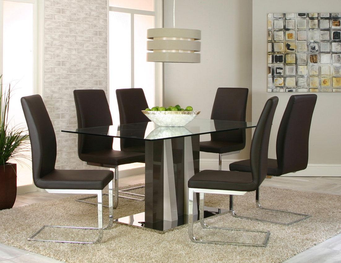 Heka Portobello Table + 4 Chairs