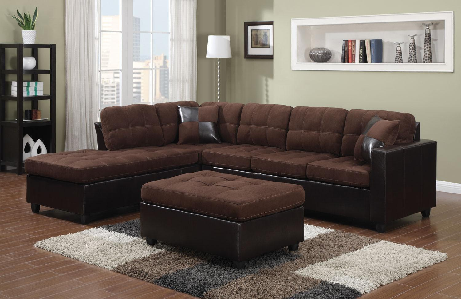 Mallory Lf Iv Sectional Sofa 505655