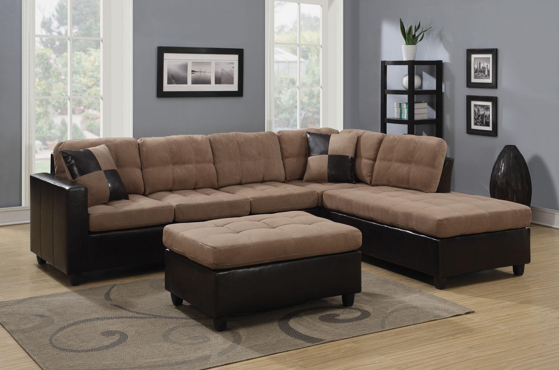 Mallory RF I Sectional Sofa