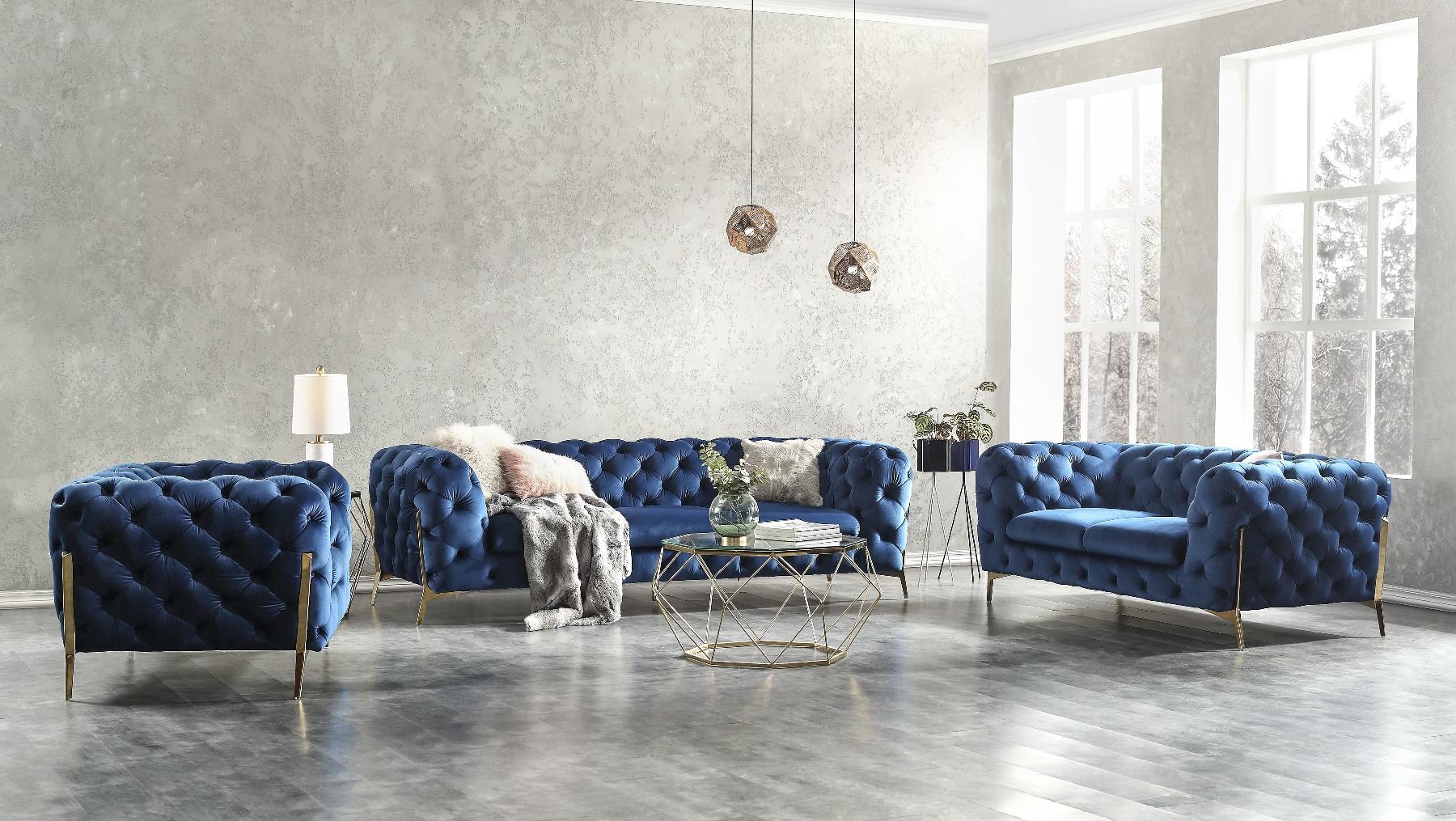 Glamour Sofa 17182 J M Fabric Sofas