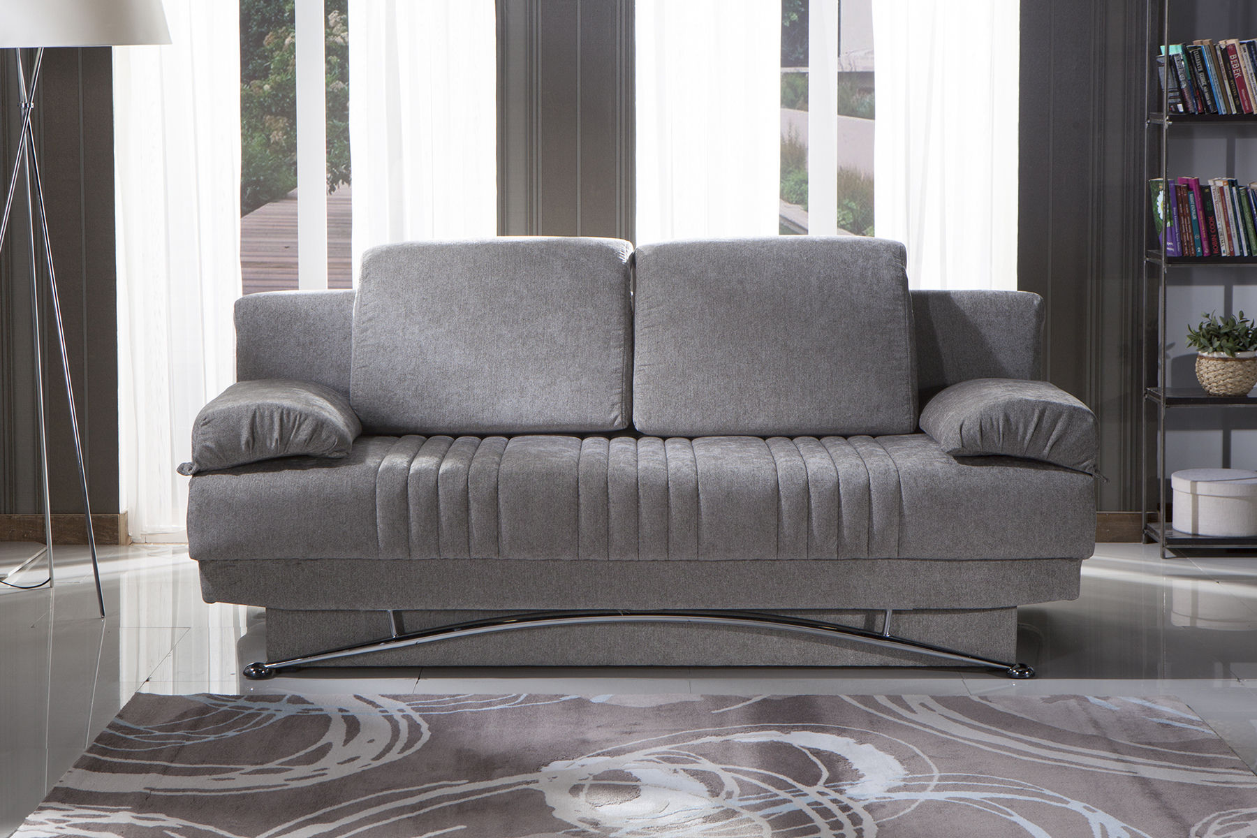 Pleasing Fantasy Gray Sofa Ibusinesslaw Wood Chair Design Ideas Ibusinesslaworg